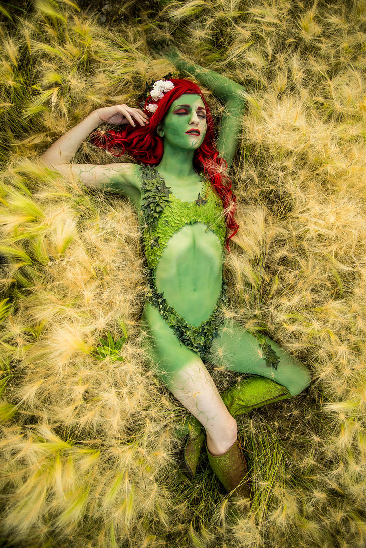 Summer Of Poison Ivy & Nudity