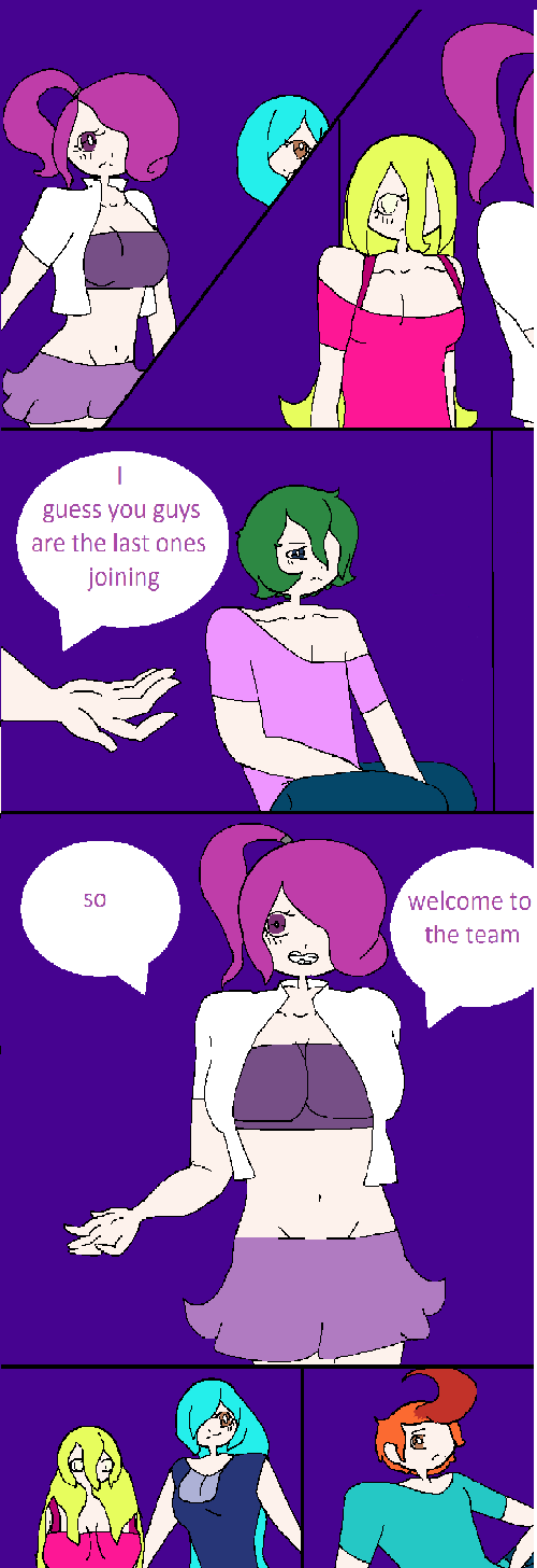 GAME OVER page 6 by emmbug124