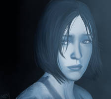 Cortana by PinkTribble