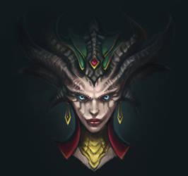Lilith[Diablo Fanart]