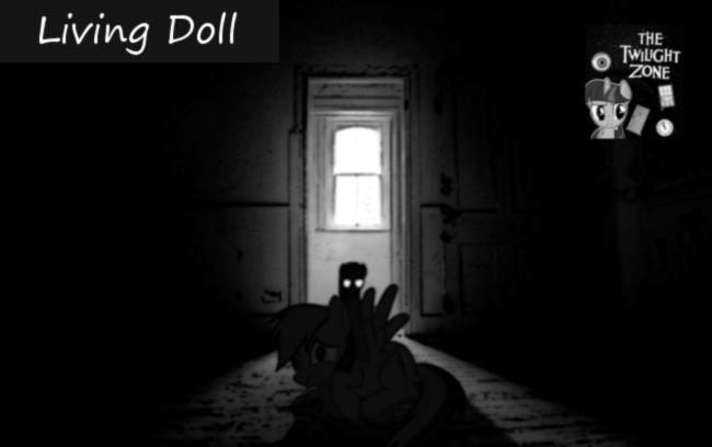 The Twilight Zone Living Doll By Dekiel00 On DeviantArt