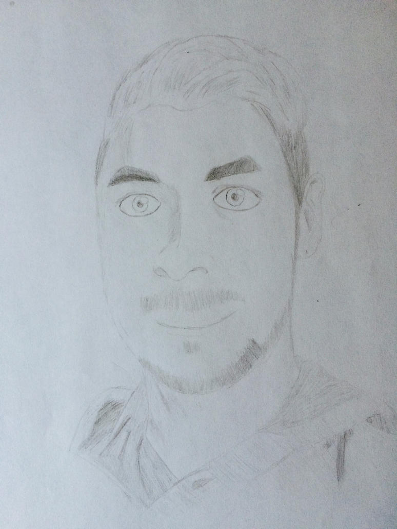 Jacksepticeye sketch by Angelwings200