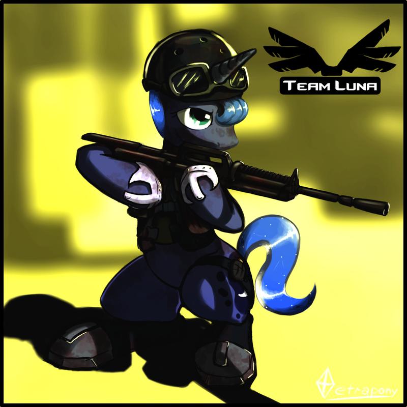 CS:S Team Luna by Tetrapony