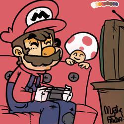Mario-Retro