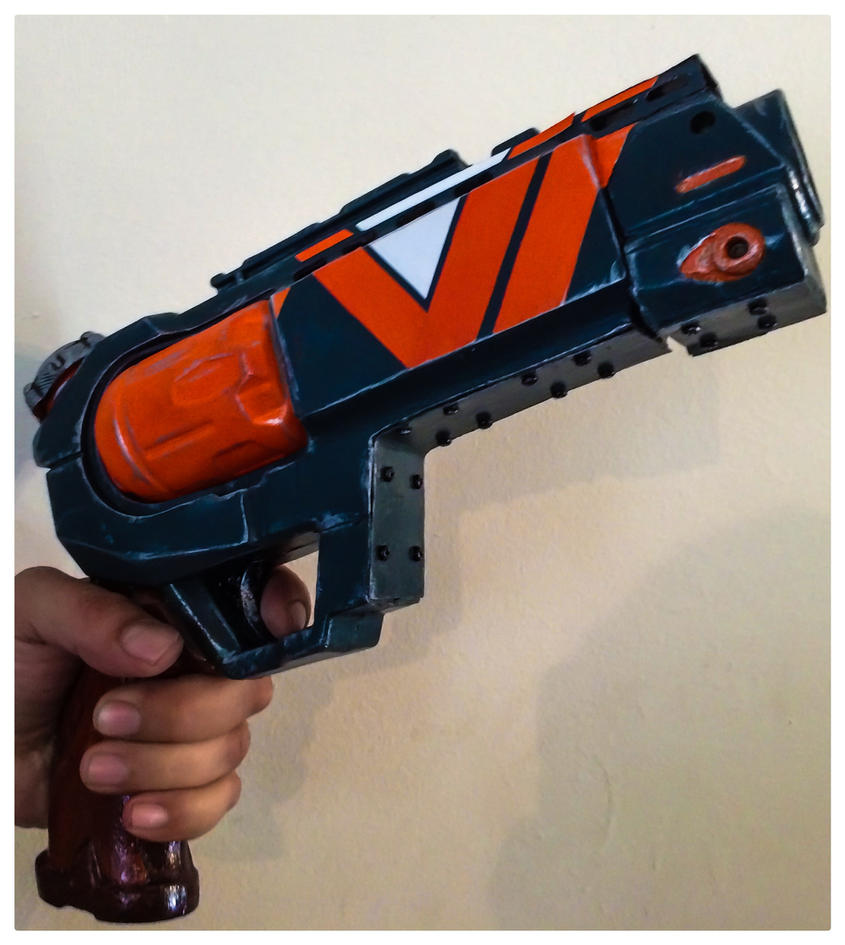 Destiny Hand Cannon by zackg007