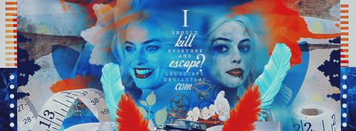 Should I kill? | Harley Quinn | Timeline by LeukojaPS