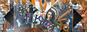 Sparkly Tiger | Maisie Williams | Timeline by LeukojaPS