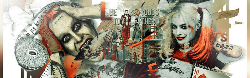 Let's Be Psychos Together | Suicide Squad | Timeli