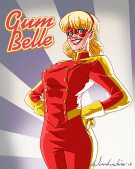 Belle's New Look, by WunderChivo