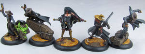 Malifaux - The Death Marshals