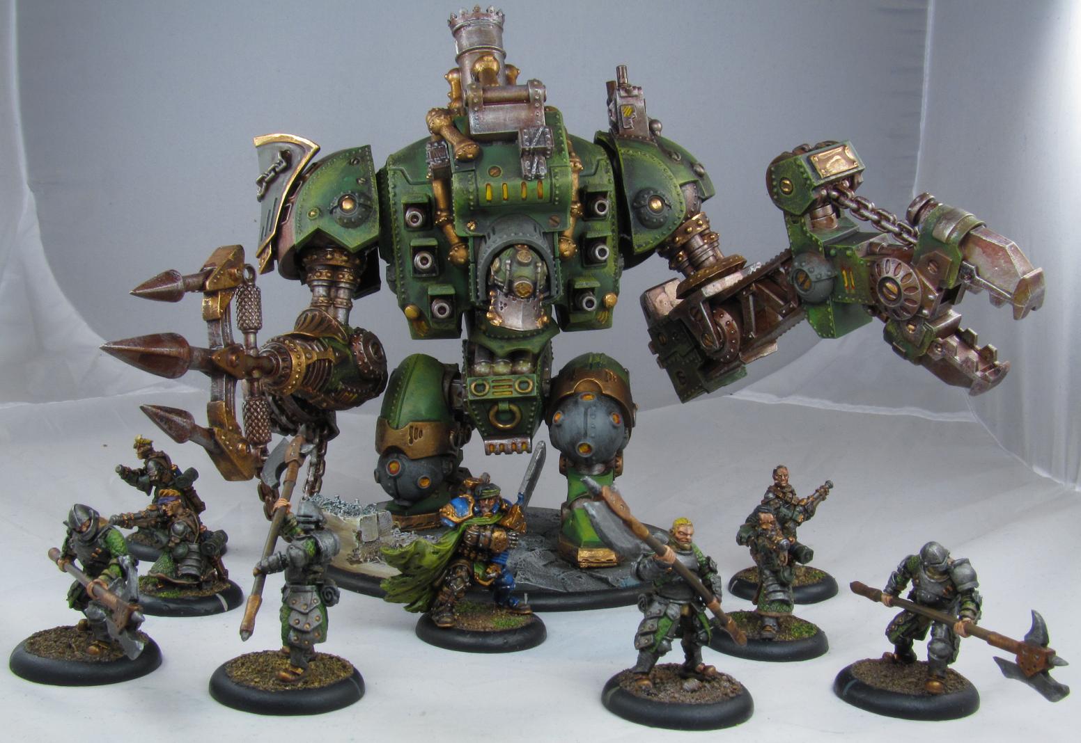 war machine miniatures