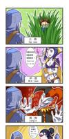 Talon's whereabouts!? by markou000