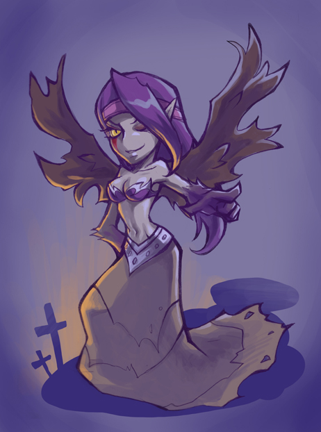 Morgana by markou000
