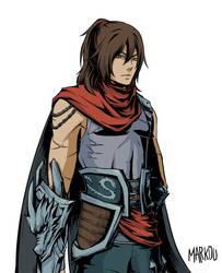 Dragonblade Talon by markou000