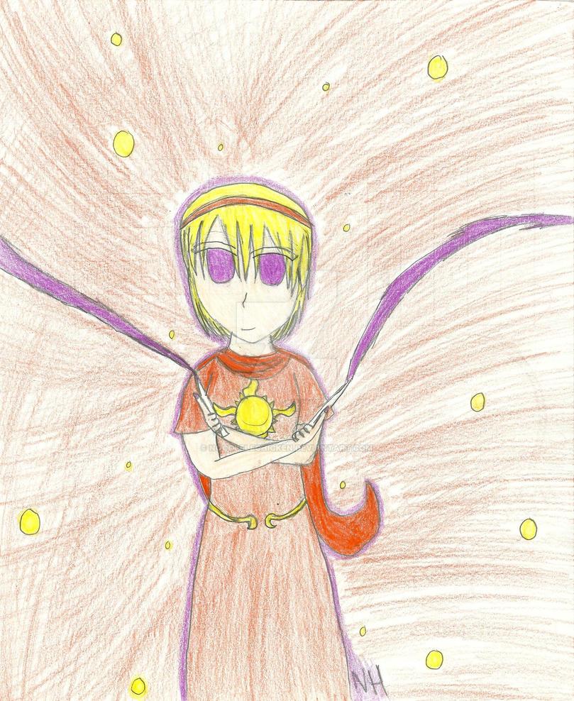 Rose Lalonde God Tier by noodlelechicken on DeviantArt