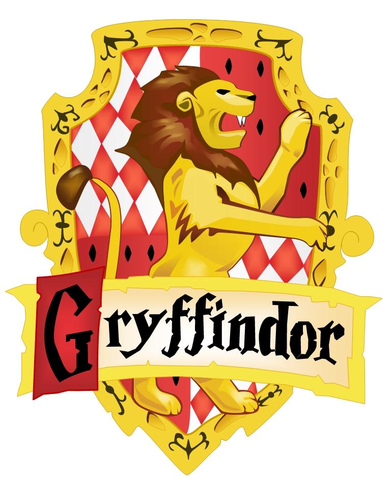Gryffindor Patch Print...