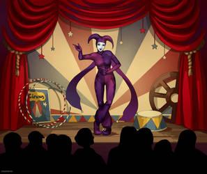 Viola on Stage