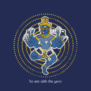 Gaming Shiva - Be One With the Game T-Shirt