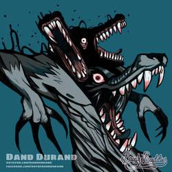 Werewolf by DandDurand