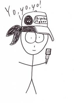 Marlon Rimes caricature