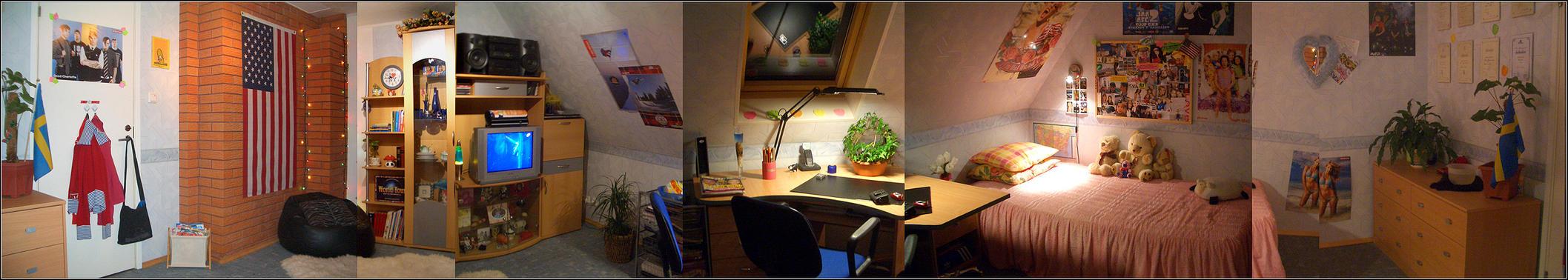 My room by p2ikezej2nku