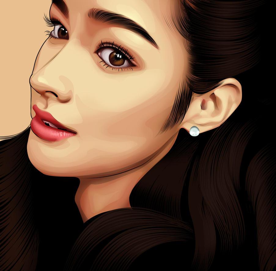 Liza x Ariana by puradworks