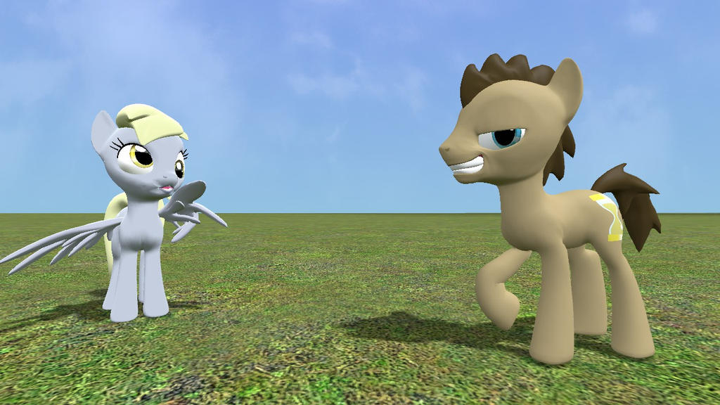 Gmod Bronies: The Doctor's New Face by DragonBoi471