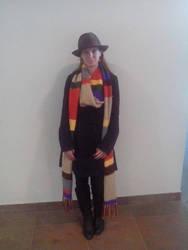Romana/Fem!4th Doctor Cosplay