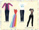 Essential Outfits [Paper]