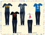Darren's T-Shirt Collection [Paper]