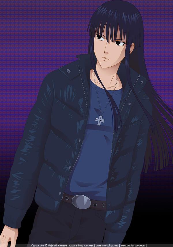 D.Gray-Man: Kanda Yu by Hujisaki-Yamato on DeviantArt  D.Gray-Man: Kan...