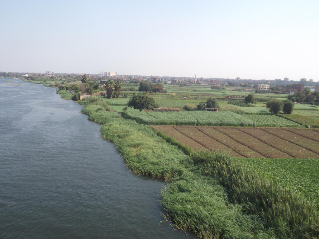 River Nile by SyanTheBee