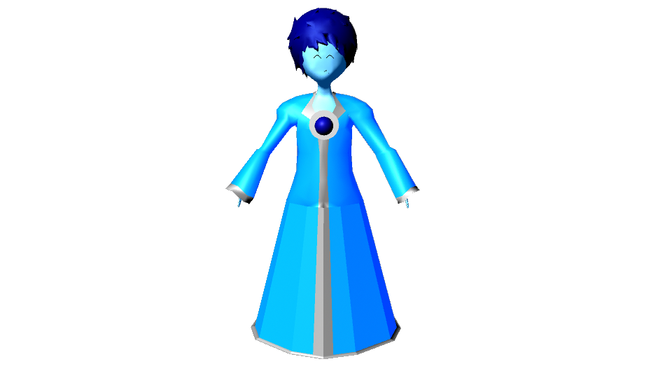 3D Frost by SyanTheBee