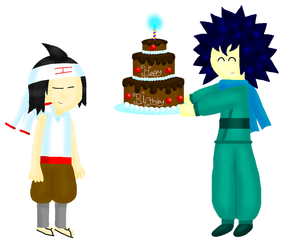 Happy Birthday E! by SyanTheBee