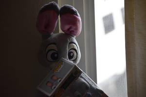 Judy hopps figurine!