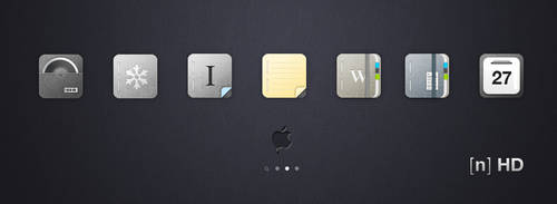 nTheme HD for iPad and iPhone by MZwei