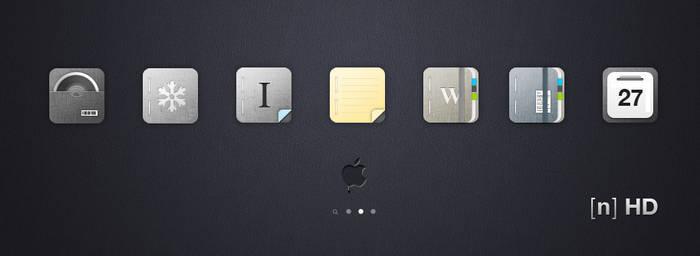 nTheme HD for iPad and iPhone