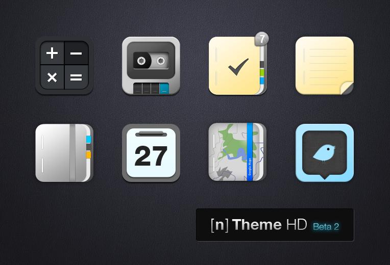 n-Theme HD Beta 2 by MZwei