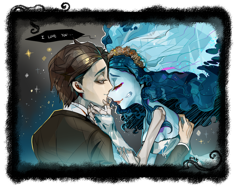 Corpse Bride by Byam on DeviantArt