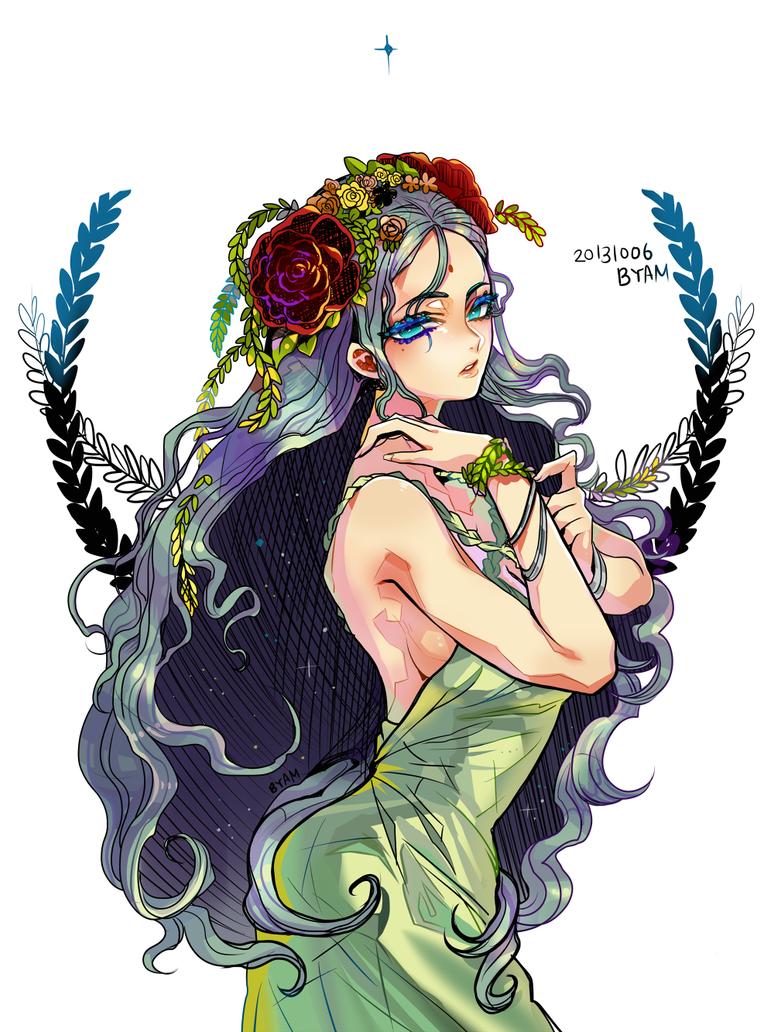Flower by Byam