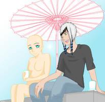 Yasashii Open Collab :D by DazzleRahzel