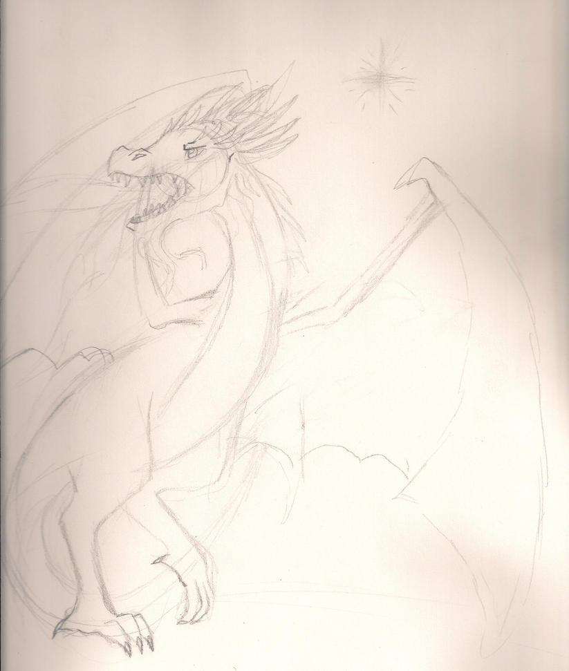 Fire Star - Grockle Sketch by Blu-Blood