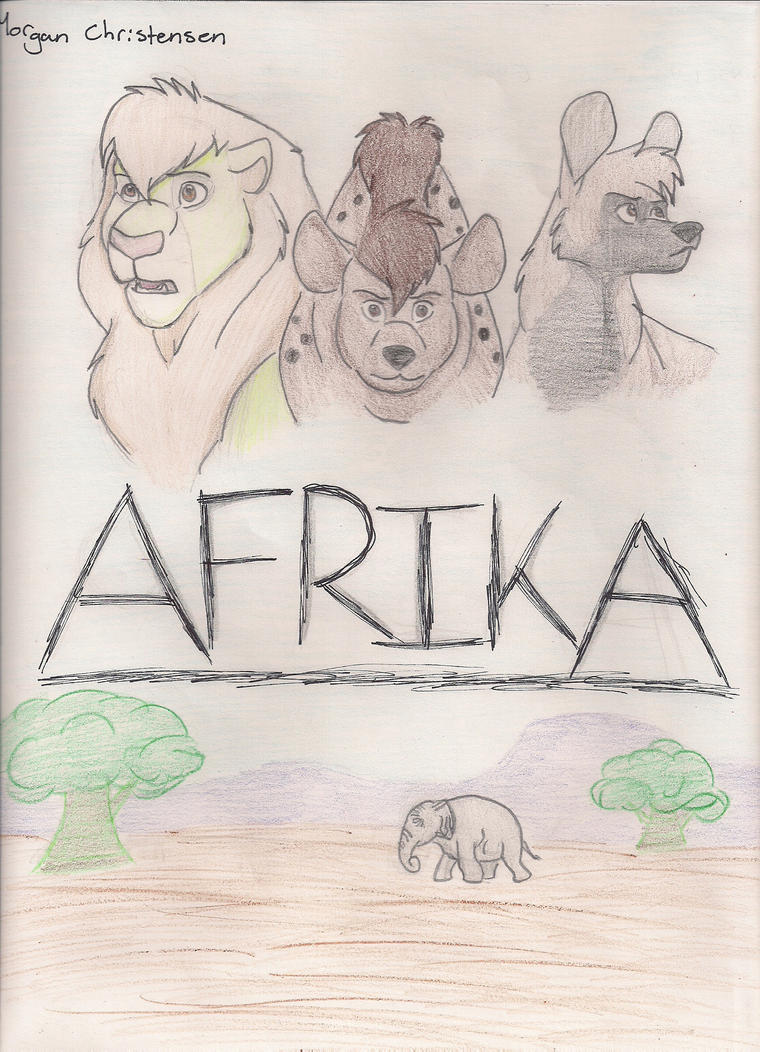 Afrika Cover by Blu-Blood