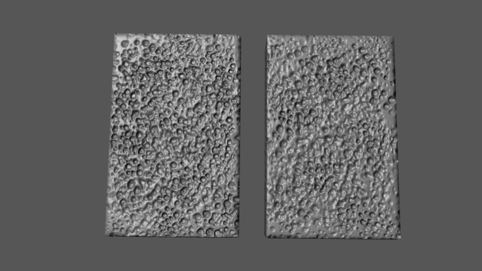 3D Animation Project - Zbrush Object Sponge by Blu-Blood