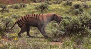 Thylacosmilus-atrox