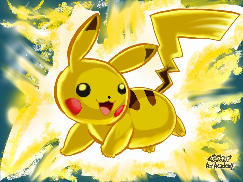 Graduate finale Pikachu by Easle-Darkpaws