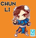 Street Fighter V -  Chun-Li [Maplestory Style]