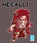 Street Fighter V -  Necalli [Maplestory Style]
