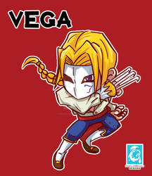 Street Fighter V -Vega [Maplestory Style]