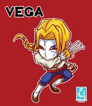 Street Fighter V -Vega [Maplestory Style]